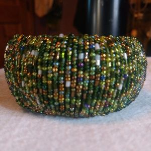 Jewelry - Vintage Chunky Bangle